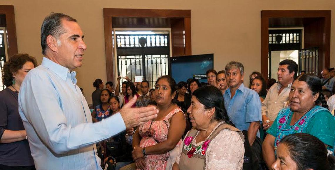 Amaga CNTE con boicotear toma de protesta de Murat