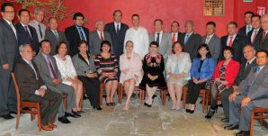 Magistrados-del-Poder-Judicial-se-reúnen-con-el-gobernador-Alejandro-Murat