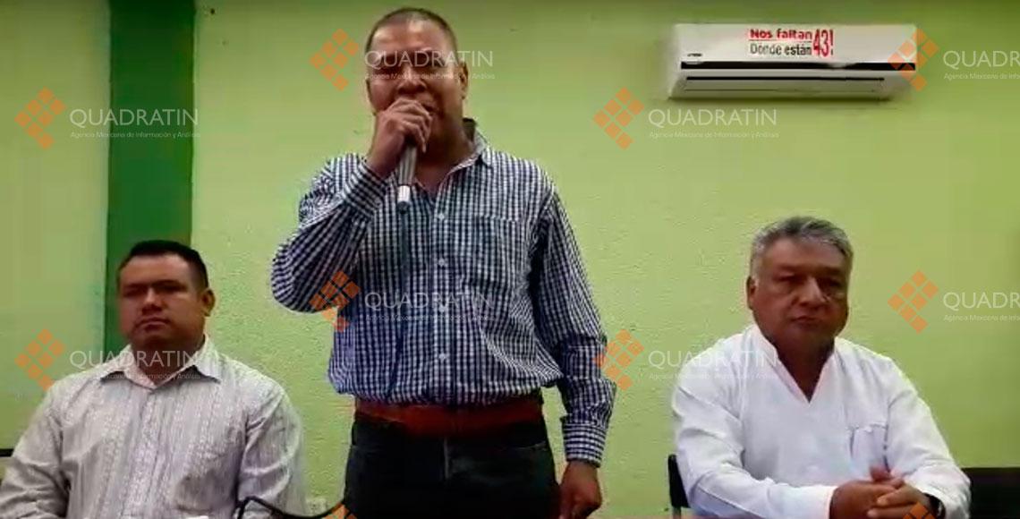 En libertad, profesor de la Sección 22 acusado de secuestro en Oaxaca