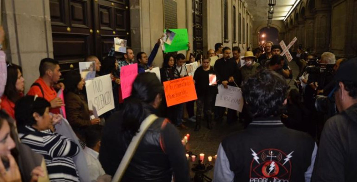MAPA: En menos de cinco años, 37 periodistas asesinados en México