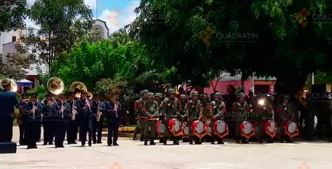Celebra Sedena nombramiento de avenida Escuela Médico Militar ...