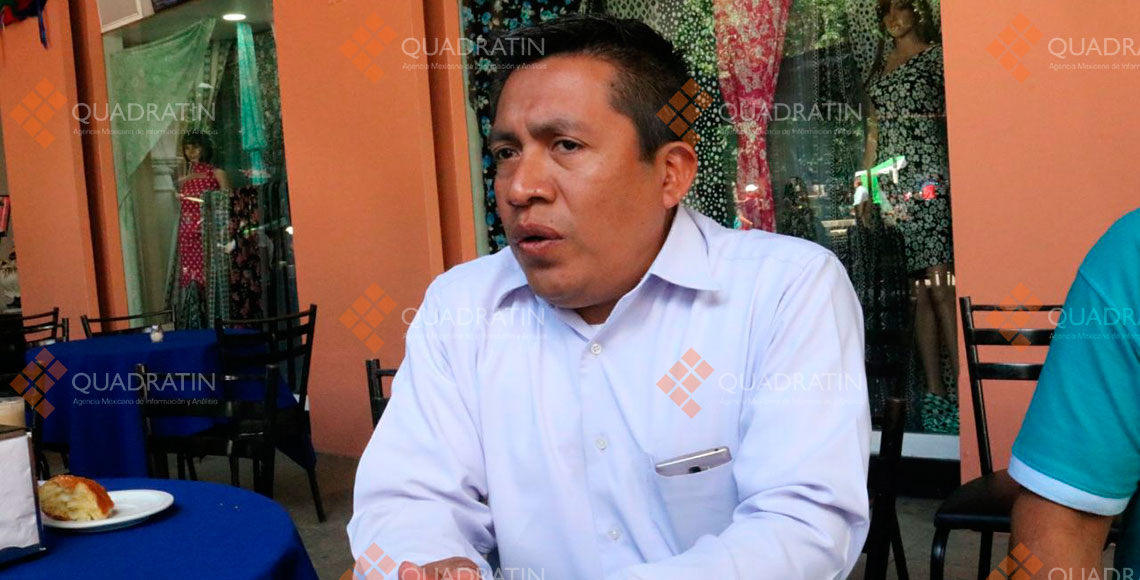 Acusan a Flavio Sosa de dividir a San Raymundo Jalpán