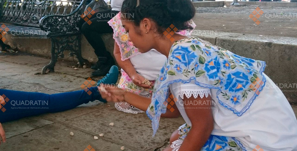 La fiesta en Oaxaca con los Juegos Autóctonos