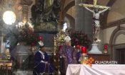 Cardenal Iñiguez oficia misa en Oaxaca; recomienda no robar y compartir