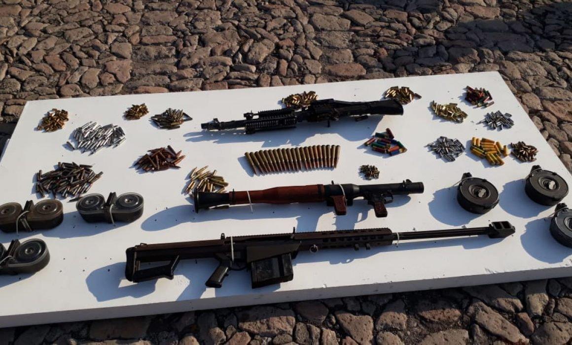 Grupos criminales mejor armados que cualquier policía en Michoacán