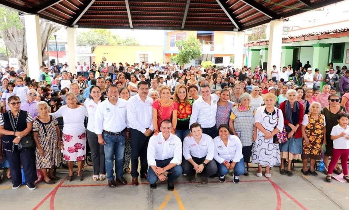 Dif Estatal Y Municipal De Oaxaca Suman Esfuerzos