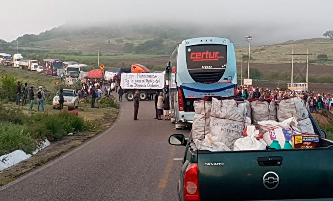 Pobladores de Ocotepec exigen zanjar conflicto con mezcalero