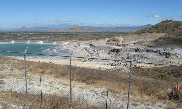 Muere trabajador en mina de Oaxaca