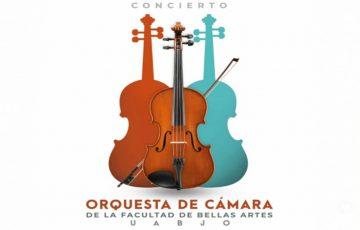 Ofrecen concierto de orquesta de cámara en San Pablo - Quadratín Oaxaca