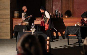 El clásico de teatro Don Juan Tenorio cautivó al público oaxaqueño - Quadratín Oaxaca