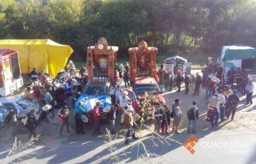 Empiezan peregrinaciones hacia el santuario de la Virgen de Juquila - Quadratín Oaxaca