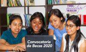 Emite Fondo Guadalupe Musalem convocatoria de Becas 2020