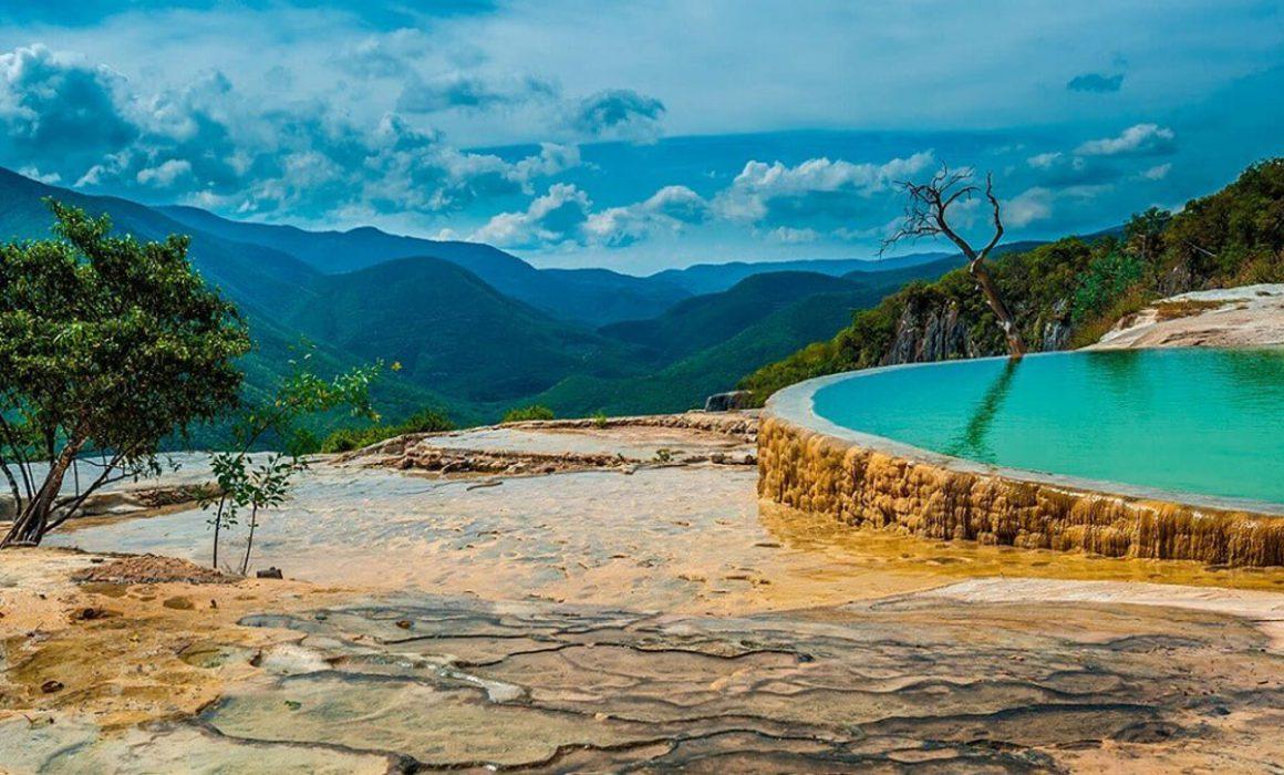 Continúa cerrado Hierve el Agua al turismo
