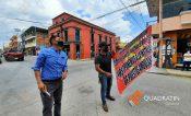 Rechazan vecinos del Barrio de China presencia de ambulantes